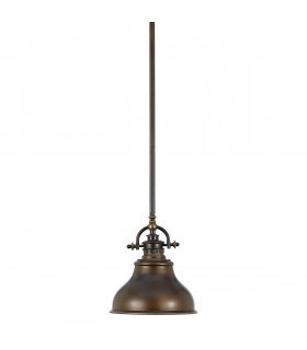 Suspension Emery, bronze palladien, moyenne