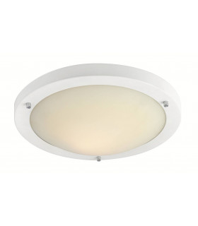 Plafonnier LED Rondo, chrome